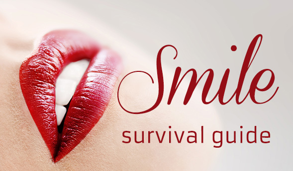 smile survival guide banner